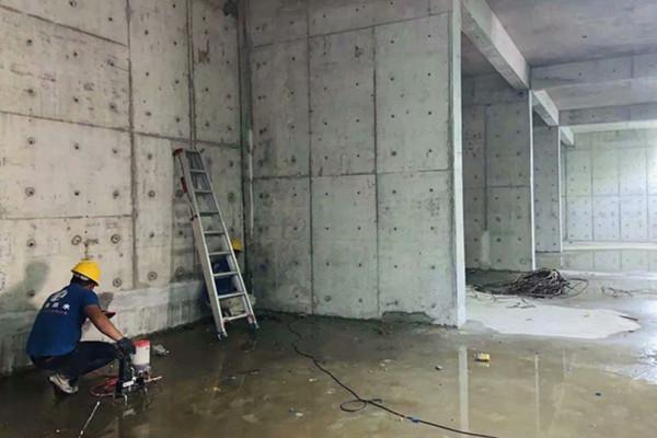 广州花都地下室漏水怎么处理?_地下室新葡萄京娱乐场app方法选防水