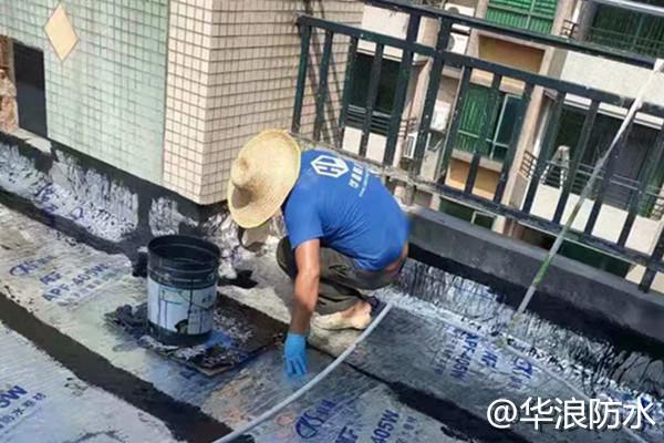 广州白云造型屋面防水如果处理不当的话_后期找渗漏点就很难了_屋面新葡萄京娱乐场app选