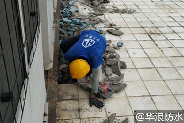 越秀屋顶有漏水怎么处理?屋顶漏水用什么材料好?广州防水