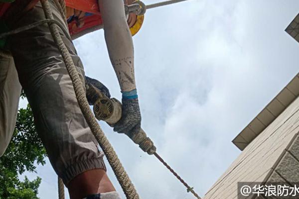 外墙漏水问题一直得不到好的解决方法?广州防水师傅有话说