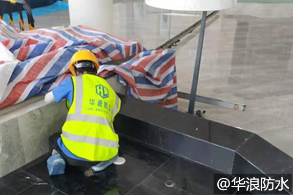广州地下室停车场漏水很头痛?地下室新葡萄京娱乐场app工程如何做?