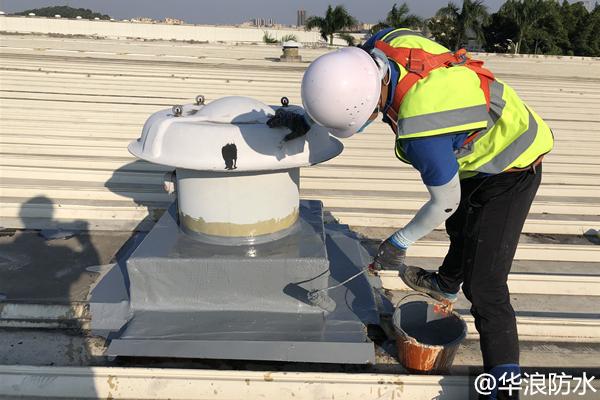 教你这几个常用招式轻轻松松解决钢架结构屋面渗水难题_广州屋面防水堵漏