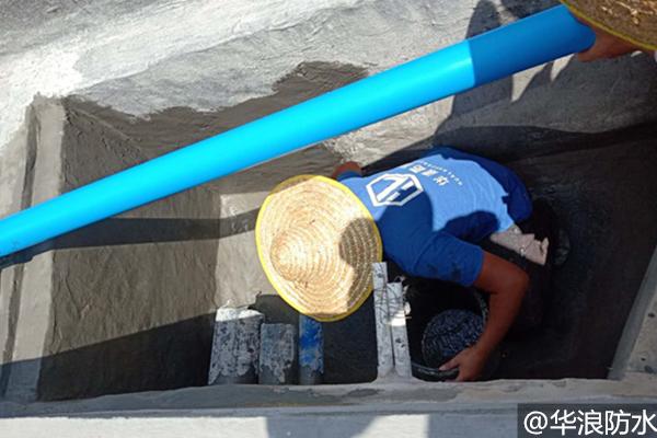广州水池如何做防水效果比较好_看一下技术专业防水防潮老师傅做法